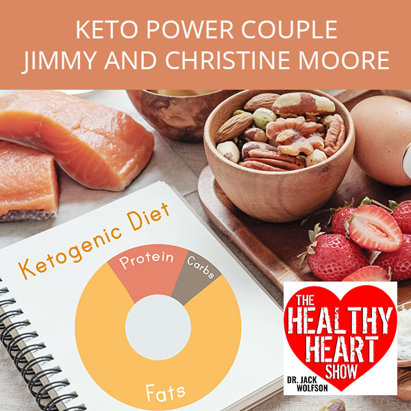 Keto Power Couple Jimmy and Christine Moore