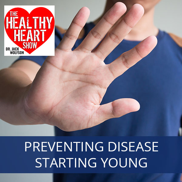 Preventing Disease Starting Young with Matt Maruca