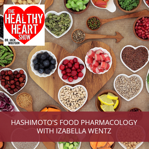 Hashimoto's Food Pharmacology with Izabella Wentz